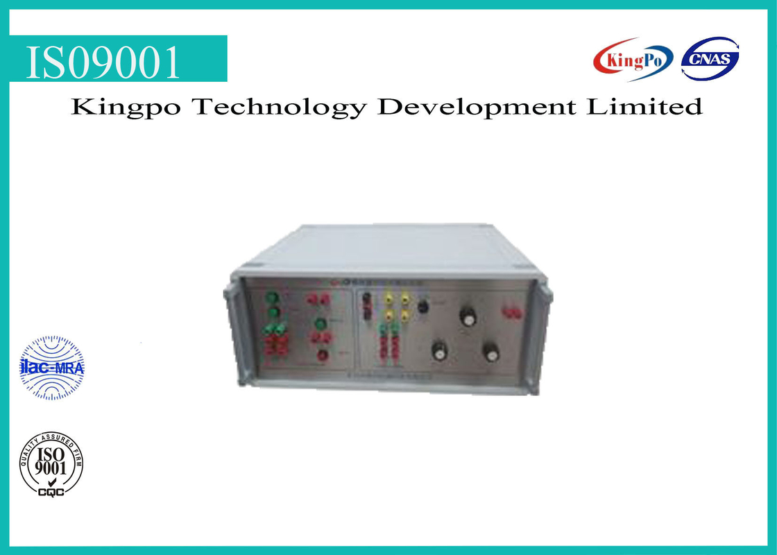 50W Light Measurement Equipment Rectifier Effect Comprehensive Test System