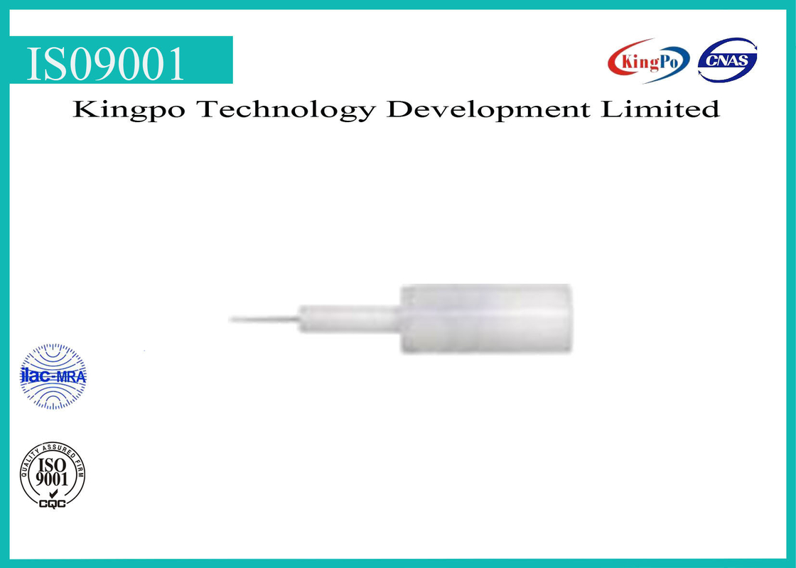 KingPo Test Finger Probe Test Needle 20mm Length OEM / ODM Acceptable